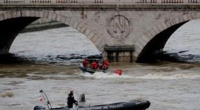 Paris : une policière emportée par la Seine, les recherches doivent reprendre ce samedi