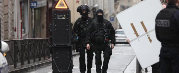 Paris : l'antigang mobilisée pour interpeller le forcené
