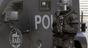 Le RAID de Lyon assiste l'interpellation d'un braqueur radicalisé