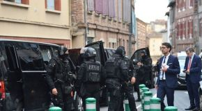 L'homme armé retranché chez lui dans le centre d'Albi interpellé par le RAID