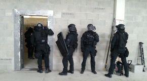 Le douanier retranché à Olonne-sur-Mer a été interpellé par le RAID