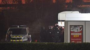 Gilets jaunes : le forcené d'Angers s'est rendu à la police