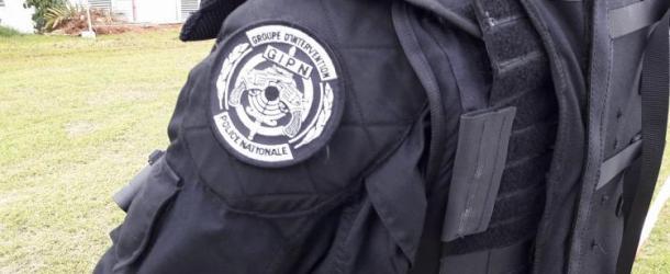 Exercice de prise d'otage à la prison de Basse-Terre