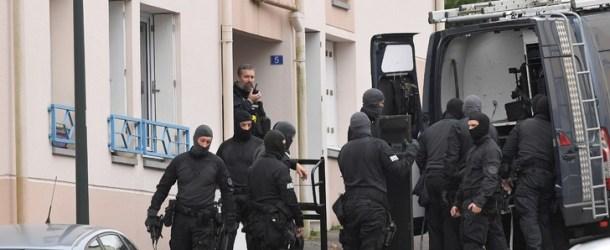 Nantes: le forcené retranché chez lui interpellé et placé en garde à vue