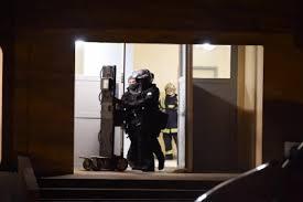 Haguenau: l'homme qui s'était retranché dans son appartement a été appréhendé par le RAID