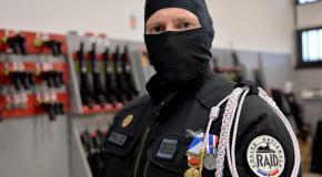 Rennes : Un déséquilibré se réfugie sur le toit de l'hôpital psychiatrique, le RAID intervient