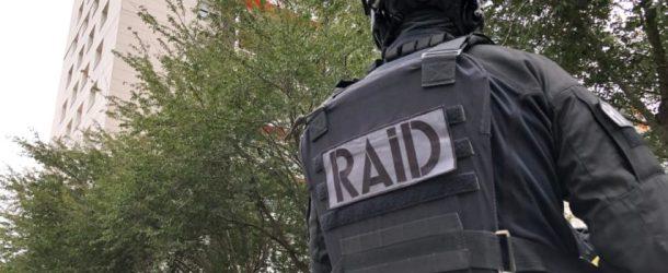 Rennes : Le RAID interpelle un homme armé qui menaçait de se jeter du 12e étage