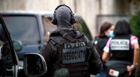Après l'intervention du RAID, les trois forcenés interpellés à Toulouse