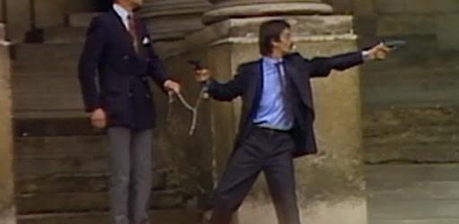 La première intervention du RAID, au Palais de justice de Nantes – Décembre 1985