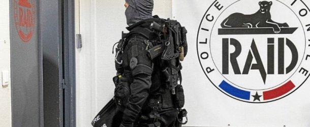 35 ans du RAID : embarquez avec les policiers d'élite à Rennes