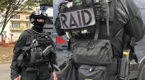 Strasbourg : Sept hommes interpellés lors d'une opération antiterroriste
