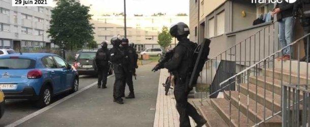 Angers : la police et le RAID interpellent 13 personnes suspectées de trafic de stupéfiants