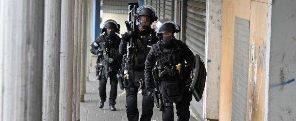Besançon : le RAID interpelle plusieurs individus soupçonnés d'avoir tenté de foncer sur des policiers