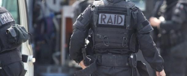 Tours : un forcené interpellé par le RAID après avoir blessé deux hommes
