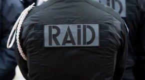 Saint-Brieuc : Le RAID interpelle huit suspects pour trafic de drogue
