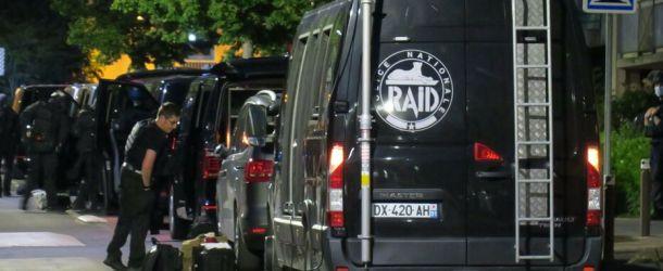 Nantes : le RAID intervient après la suspicion d'un appartement piégé, deux hommes placés en garde à vue
