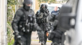 Intervention du RAID pour un homme qui menaçait de tuer des policiers