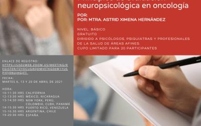 Curso FIPOL: Principios de evaluación neuropsicológica en oncología