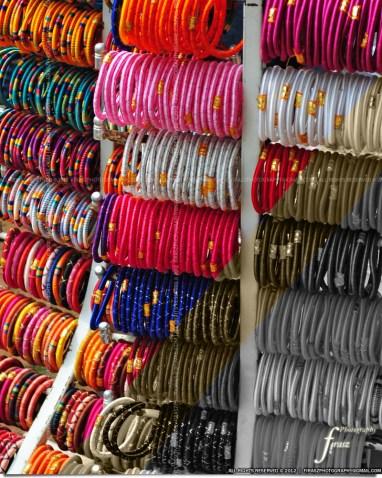 Colorful Bangles, Delhi