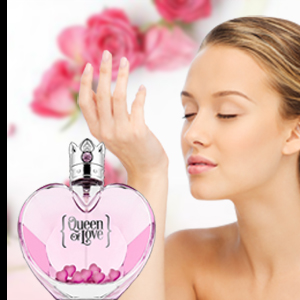 Our perfume is made of natural ingredients.