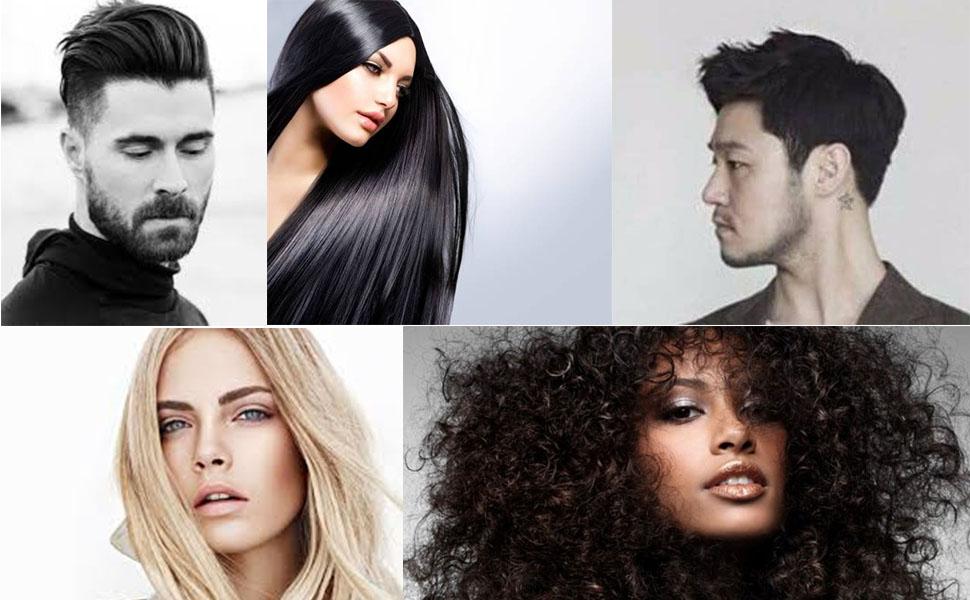 All Hair Type