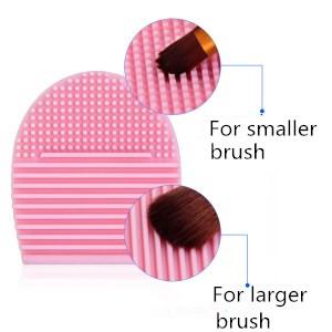brush clean egg
