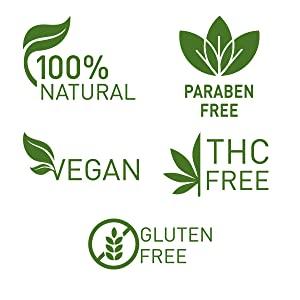 Wonder Earth Virgin Hemp Seed Oil Cold-pressed, natural, vegan, paraben-free, cruelty-free