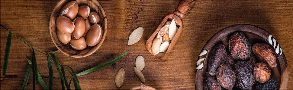 argan oil 100% Pure carrier essential oil hair growth