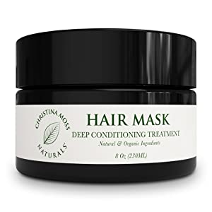 hair mask deep treatment damaged dry dryness repair ends thin fine color treated processed oily dry