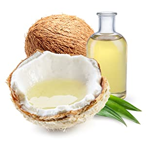 coconut oil for healthy hair