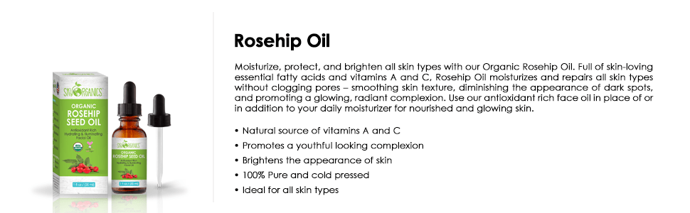 organic rosehip oil, skin, face, dry, cold pressed skin, anti aging, wrinkles, acne, body, legs pure