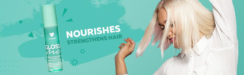 Hair oil for frizzy hair vitamin Frizz control products Anti frizz Vitamins Argon serum Vitamin e