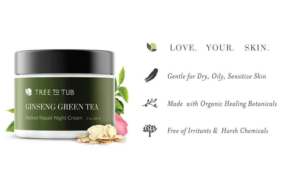 anti aging cream;retinol cream; pure hyaluronic acid; deep wrinkle repair; skin firming; face cream