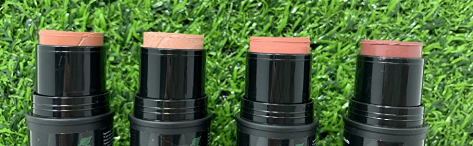 cream blush cheek and lip tints