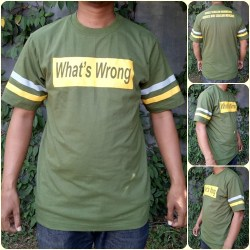 WHAT'S WRONG