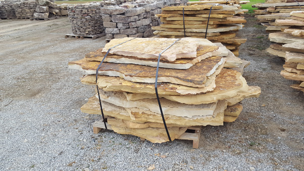 2 Tennessee Slabs Brown Fireboulder Com Natural