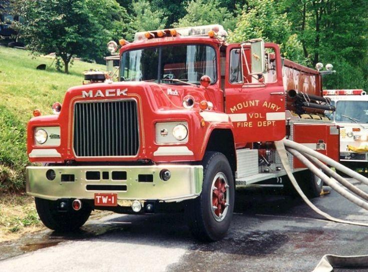 1978 mack r model