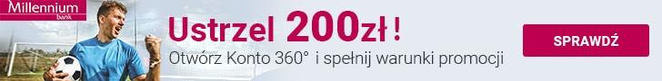 Baner Millennium Bank Konto360