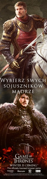 Baner Game of Thrones: Winter is Coming