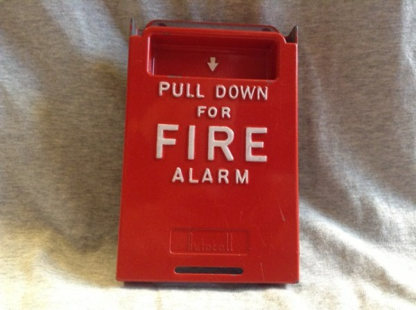 Autocall 4015 Fire Alarm Collection Information