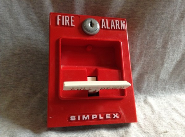 Simplex 425120 Fire Alarm Collection Information