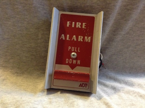 ADT B5009 Fire Alarm Collection Information Pictures