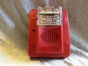 Honeywell S465B Fire Alarm Collection Information