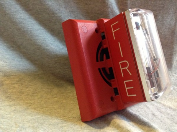 Gentex SHG241575CR Fire Alarm Collection Information