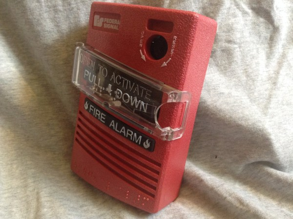 Federal Signal MMPS Fire Alarm Collection Information