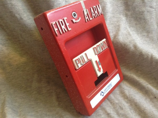 Safetech RMS1T Fire Alarm Collection Information