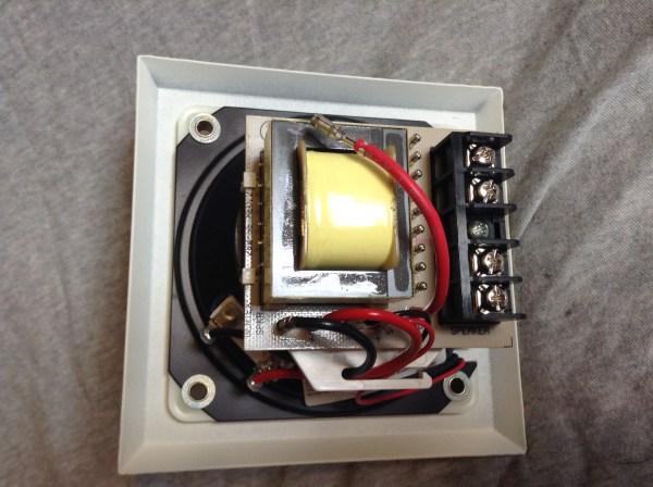 Gentex SPKE4110WW Fire Alarm Collection Information