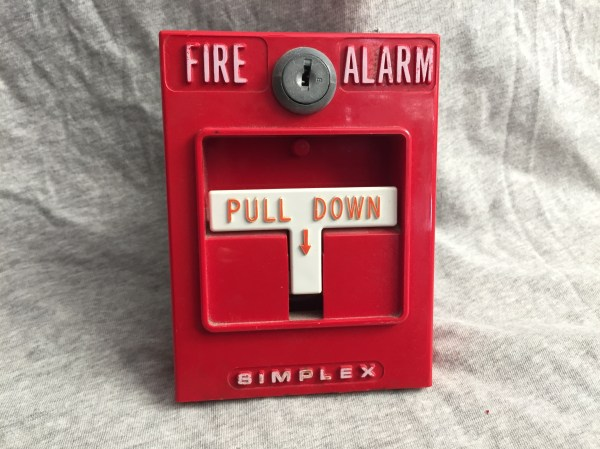 Simplex 425121 Fire Alarm Collection Information