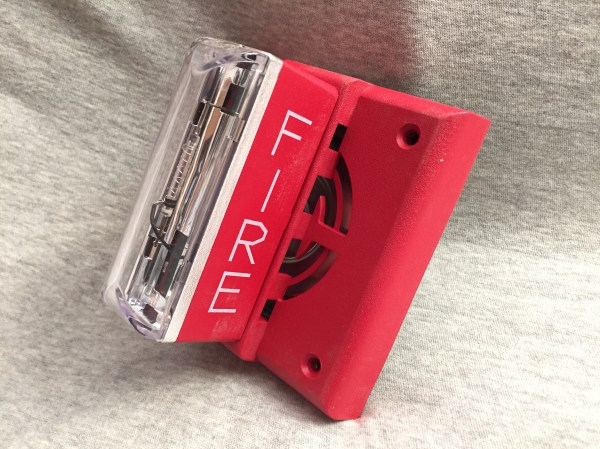 Gentex GMS241575WR Fire Alarm Collection Information