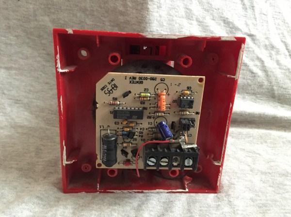 Gentex SHG24HW Fire Alarm Collection Information